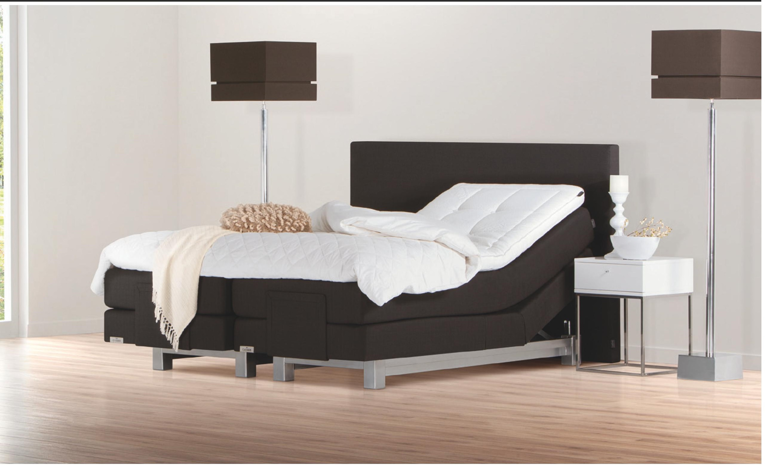 Caresse electrische boxspring shop
